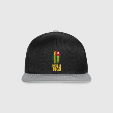 Made In Togo - Snapback Cap
