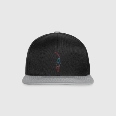 capricorn colorful - Snapback Cap