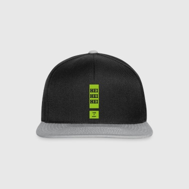 green point - Snapback Cap
