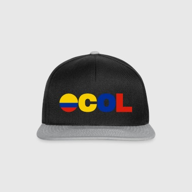 Colombia - Snapback-caps