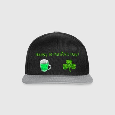 Happy St Patricks Day - Snapback Cap
