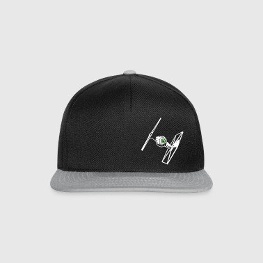 Tie Fighter - See Fighter - Snapback Cap
