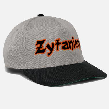 Open Air Lettering Zytanien Open Air - Cappello snapback