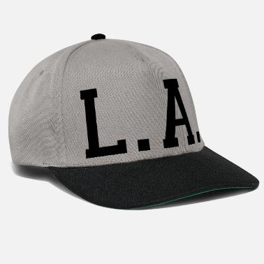 College LA - Los Angeles College - Gorra snapback