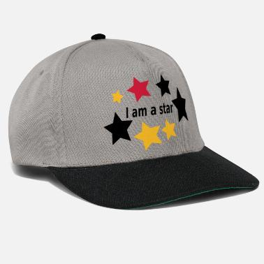 I am a star - Snapback Cap
