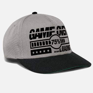 Loading game_over_loading_ce1 - Snapback cap