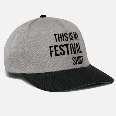 Power Metal Festival Shirt - Snapback Cap