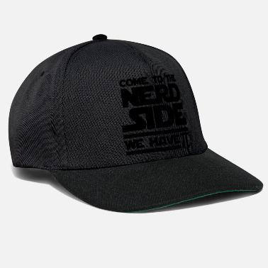 Geek Come to the nerd side - Casquette snapback