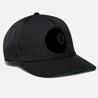 Pool 8 ball - Casquette snapback