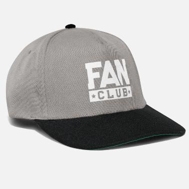 Fan Club fan club team - Snapback Cap