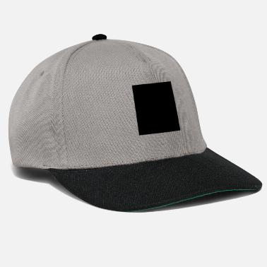 Background square background - Snapback Cap