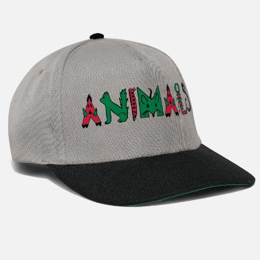 Des Animaux Animaux - Animaux - Casquette snapback