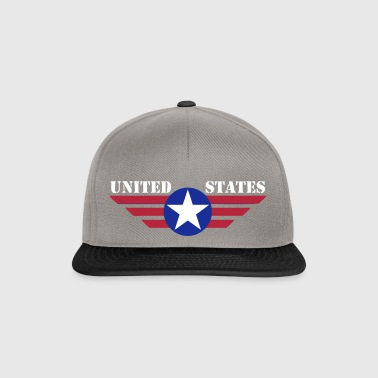 United States 04 - Casquette snapback