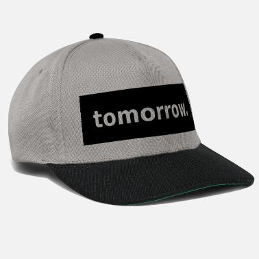 Tomorrow TOMORROW - Snapback Cap