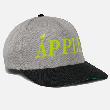 APPLE - Snapback Cap