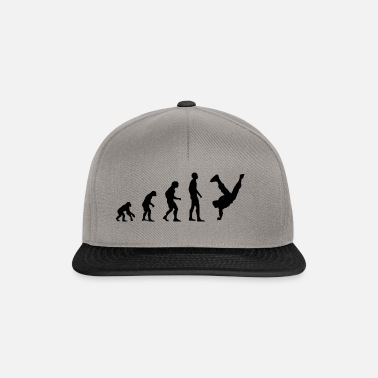 Breakdance breakdancer - Snapback-caps