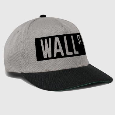 Wall Street 2 - Casquette snapback