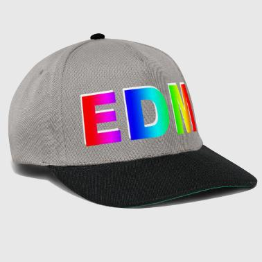 Techno Bass EDM - Electronic Denice Music - Gorra Snapback