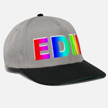 Techno Bass EDM - Electronic Denice Music - Casquette snapback