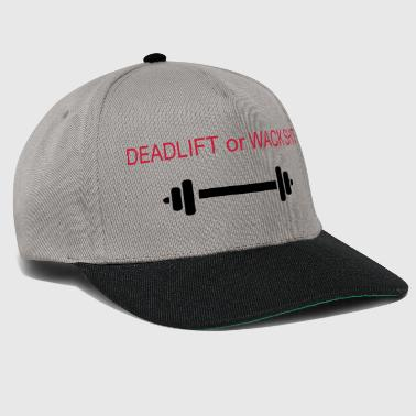 DEADLIFT - Snapback Cap
