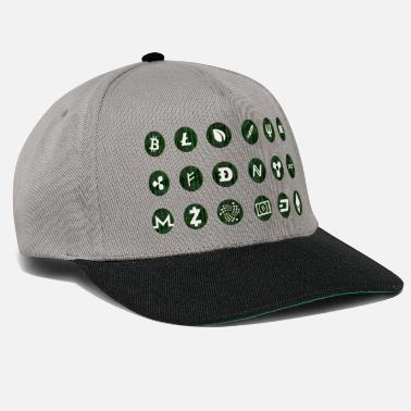 Cryptocurrency cryptocurrency - Snapback Cap