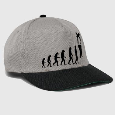 Man as a puppet - Snapback Cap