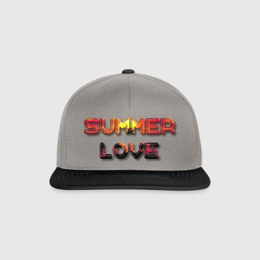 Summer Love - Gorra Snapback