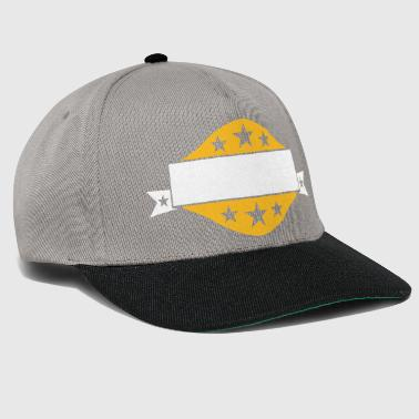 stars write blank space frame crew legends - Snapback Cap
