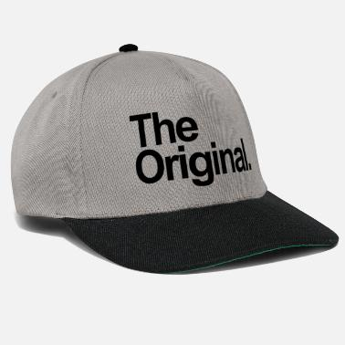 The original - Snapback Cap