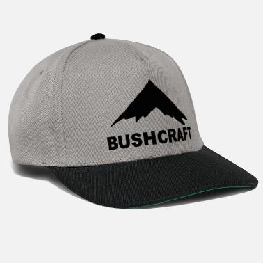 Knife outdoor bushcraft hiking camping survival nature - Snapback Cap