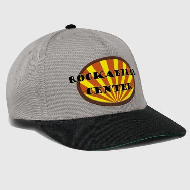 Rockabilly Center - Snapback Cap