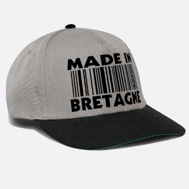 Pays made in BRETAGNE (1c) - Casquette snapback
