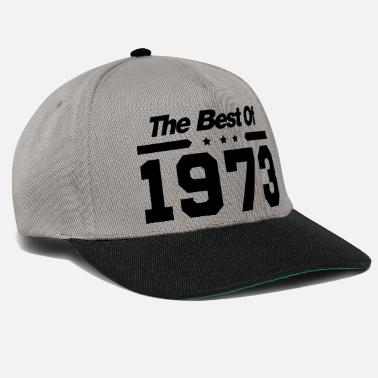 1973 the_best_of_1973__f1 - Snapback-lippis