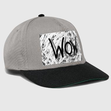 Spreadshirt WOW - Snapback Cap