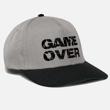 Game Game over - Casquette snapback