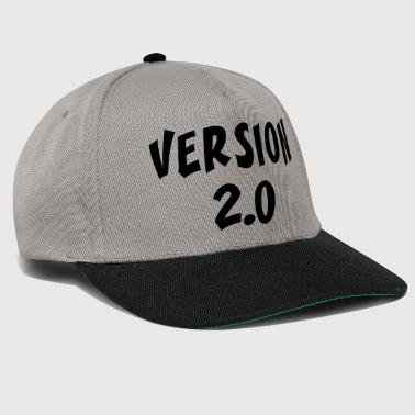 Version 2.0 - Snapback Cap