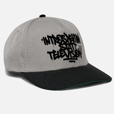 Television Introspectie plaats Television - Snapback cap