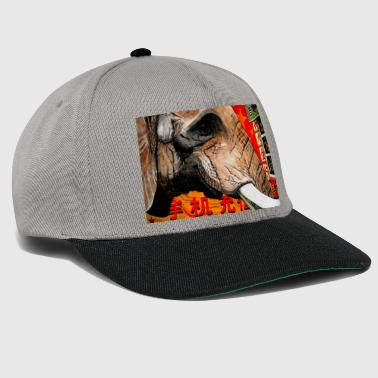 untitled protest - Snapback Cap