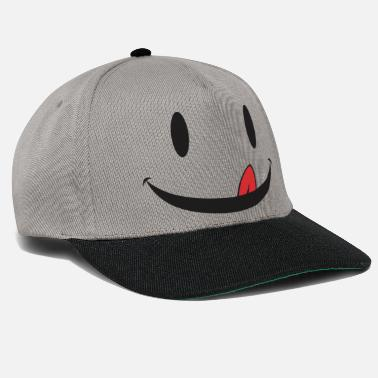 Smiley Smiley - Snapback Cap