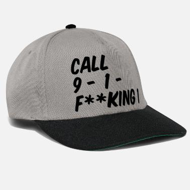 Call Call Quote - Casquette snapback