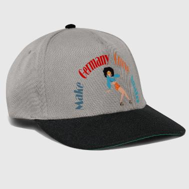Linedance Make Germany Groove Again - Snapback Cap