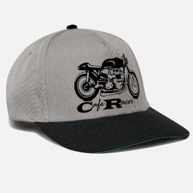 Old School Cafe Racer  - Casquette snapback