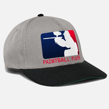 Paintball Player - Snapback Cap