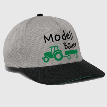 Modellbauer - Modell Bauer - Snapback Cap