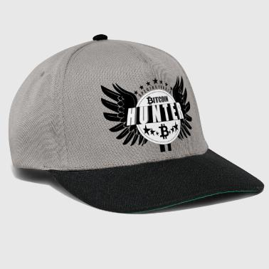 Bitcoin Hunter Special Force - Snapback Cap