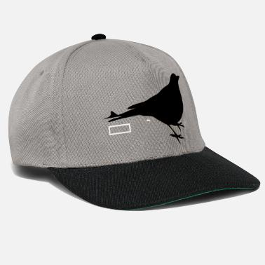 Merel Vogel Merel in zwart - Snapback cap