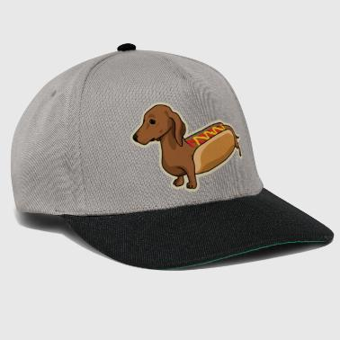 Hot Dog - Snapback-caps