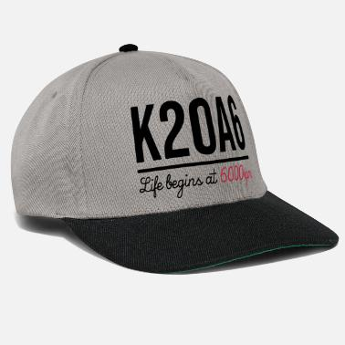 Type Civic K20A6 Type-R JDM - Snapback cap