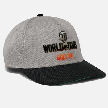 World of Tanks - Roll Out - Snapback Cap