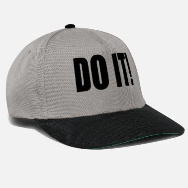 DO IT! - Snapback Cap